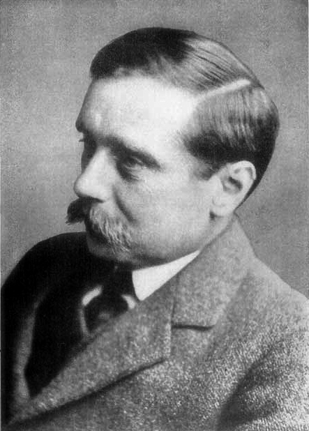 H. G. Wells, pré-1922. Fonte