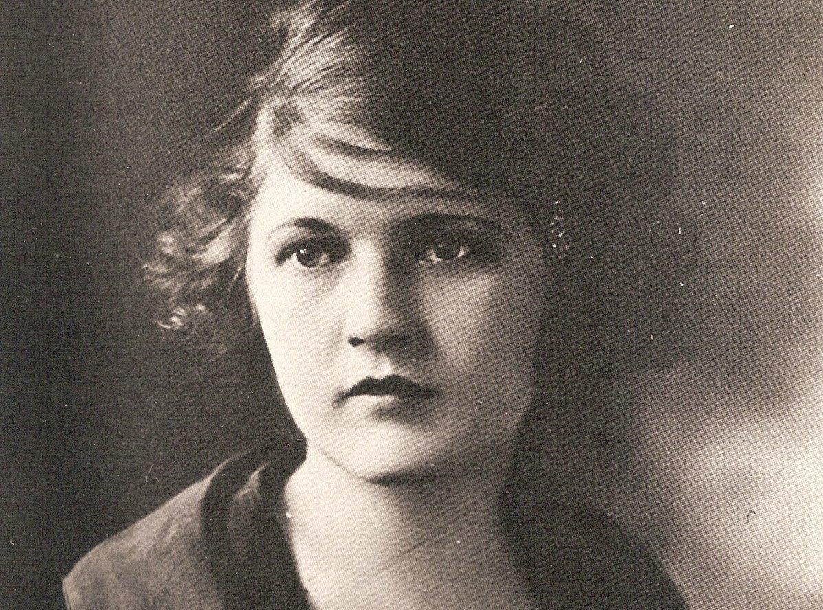 Retrato de Zelda Fitzgerald em 1919. Fonte.