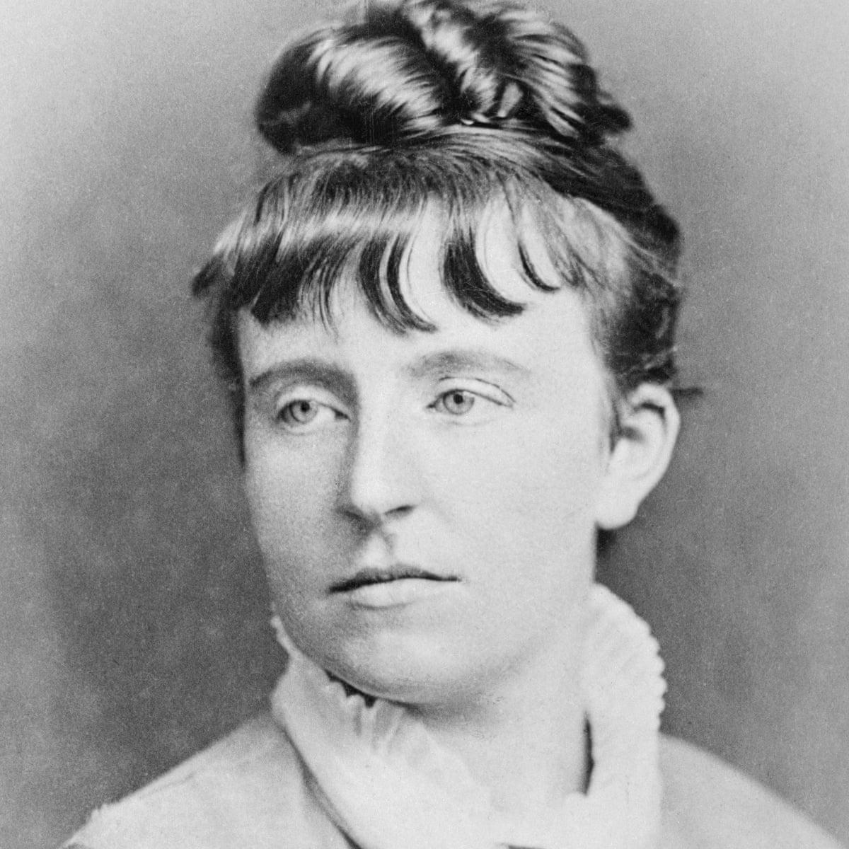 Retrato de Frances Hodgson Burnett.