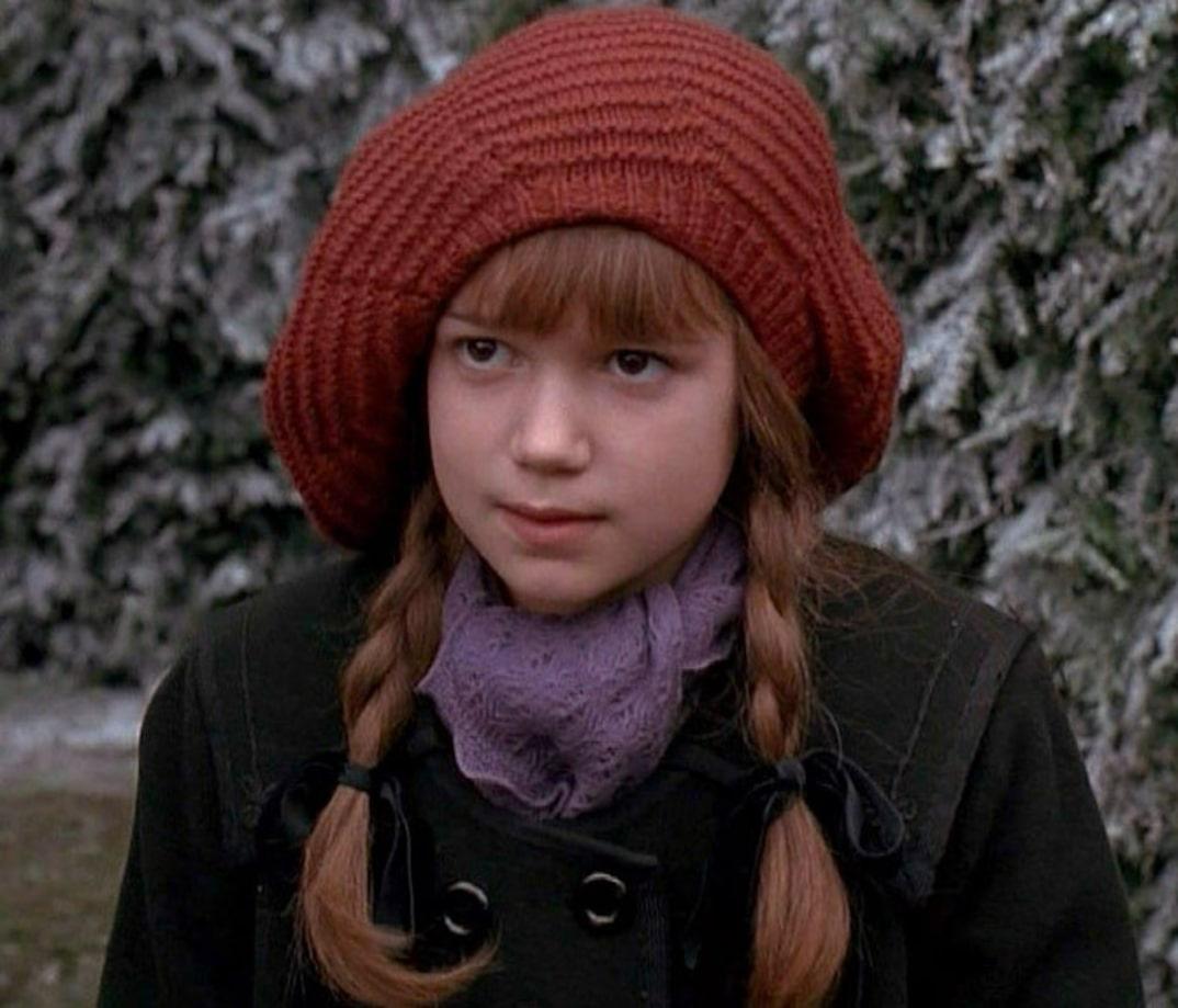 Mary Lennox no filme de 1987.